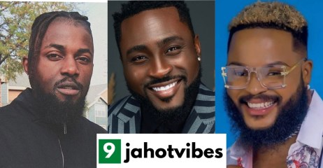 #BBNaija: We Didn't Come Here To Get Bullied - #BBNaija2021 Housemate Micheal Blast Pere Over His Confrontation With Whitemoney (Video)