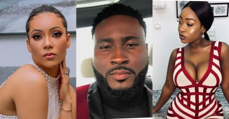 #BBNaija: If Jackie B is your type of woman then Michael is my type how about we switch – #BBNaija2021 Housemate Maria to Pere (video)