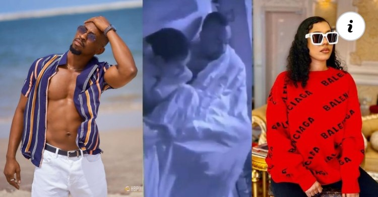 #BBNaija:I only see Saga as a friend, I'm too old and matured to be in a relationship with him - #BBNaija2021 Housemate Nini Reveals During Girls Talk (video)