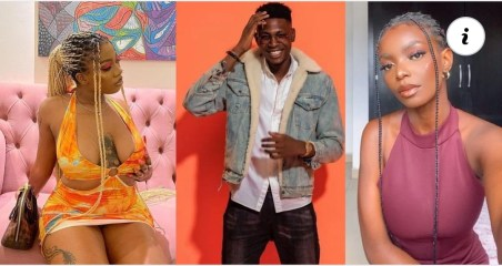 #BBNaija: I am Only attracted to Angel and Peace because Of Their saggy b00bs – #BBNaija2021 Housemate Sammie (Video)