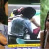 #BBNaija: Watch The Moment Yousef & Angel lock lips As they Kiss Passionately (video)
