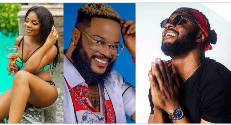 """#BBNaija: Queen and Cross' handlers thank WhiteMoney's fans for their """"massive support"""""""