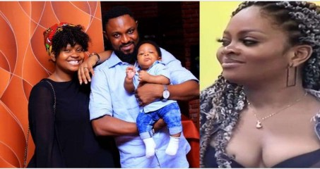 #BBNaija: Tega speaks on her husband not wanting their marriage after she is out of the Big Brother house (video)