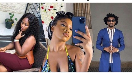 """#BBNaija: """"You allow 'small pikin' talk rubbish with you because of nack """" - #BBNaija2021 Housemate Tega comforts Boma following fight with Angel"""