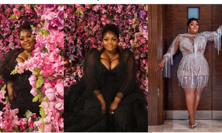 Eniola Badmus shares jaw-dropping photos to celebrate her 44th birthday