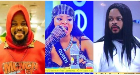"""#BBNaija: """"I don't think I and Queen can be as good as we were before"""" – #BBNaija2021 Housemate Whitemoney Reveals (Video)"""