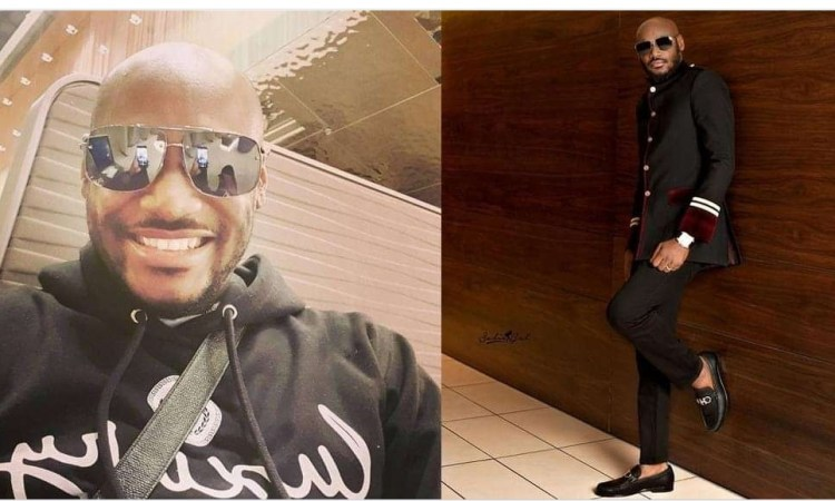 """""""No vibe Killers allowed"""" – 2face writes from his Safe haven in the US!!"""