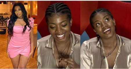 """#BBNaija: """"This house is boring, I am lonely"""" – #BBNaija2021 Housemate Angel laments, encourages Biggie to spice things up with prank or secret task (video)"""