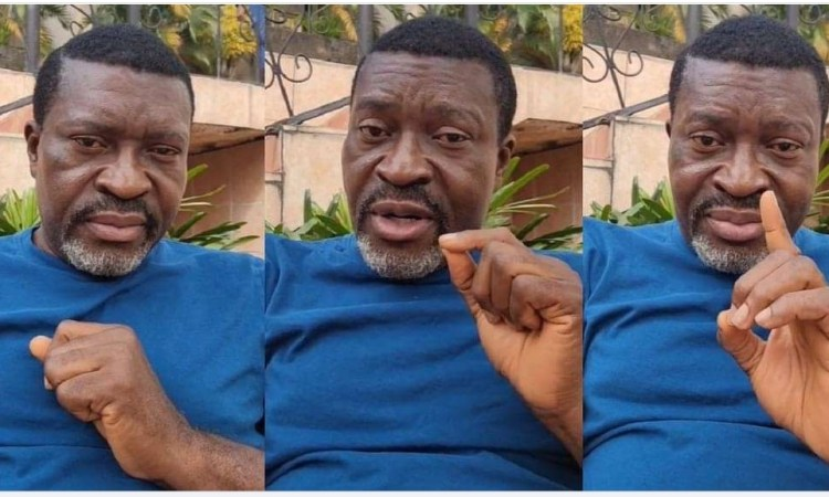 """""""Don't mistake old age for longevity, be careful of what you do in your youth"""" – Actor, Kanayo O. Kanayo (video)"""