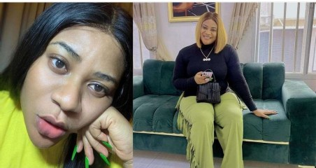 My Sister Set Me Up With Her Boyfriend To Confirm My Virginity – Actress Nkechi Blessing