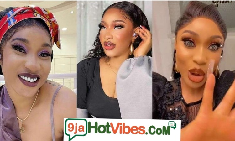 """""""Being born again has nothing to do with my inner craze"""" – Actress, Tonto Dikeh"""