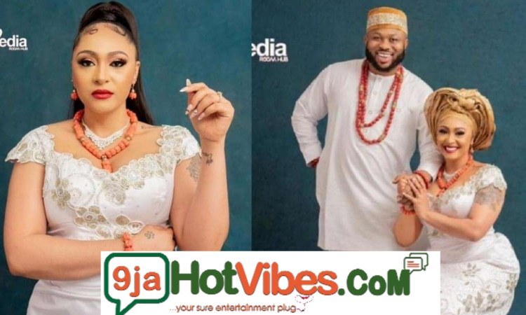 """""""Nothing can make me leave my husband, not even a side chick"""" – Actress, Rosy Meurer"""