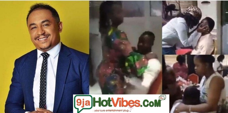 """""""This won't work"""" – Daddy Freeze reacts to viral video of women praying for their husbands against cheating"""