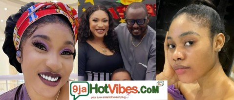 Don't Use My Name To Catch Cruise, I Don't Respond To People Who Obviously Hate Me - Jane Mena Blast Tonto Dikeh