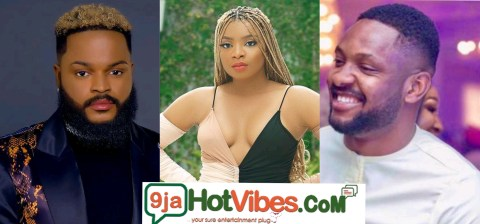 #BBNaija: I Stopped Kissing And Flirting With You Because Of My Relationship With Whitemoney - #BBNaija2021 Housemate Queen Tells Cross (video)