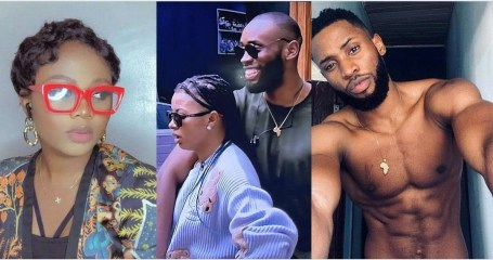 """#BBNaija: """"You and Liquorose should create highlights of your relationship, let people know it's real"""" – #BBNaija2021 Content Creator, Tega tells Emmanuel"""