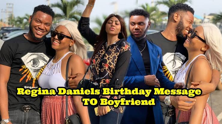 """httWhy Did You Come Close To Me If You Knew You Won't Marry Me"""" – Regina Daniels Blast Ex Boyfriend, Somadina (Video)/"""