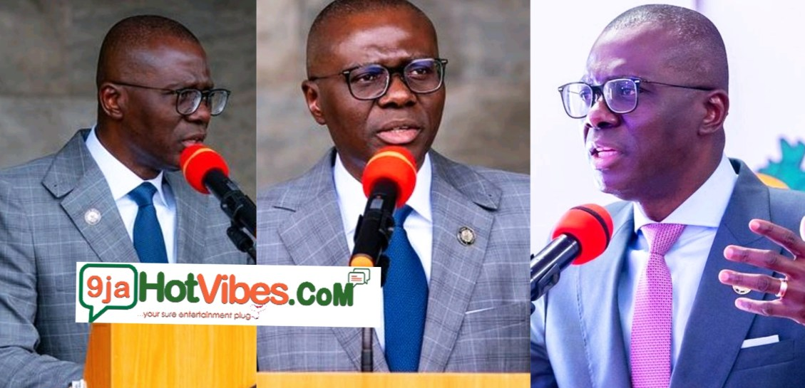 Lagos State Governor Babajide Sanwo-Olu Has Reacted Over The Death Tinubu As He Was Confirmed Dead