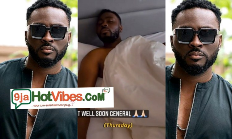 Despite Being On The Sick Bed, Fans Troop In Ans Shower #BBNaija2021 Housemate Pere With Lots Of Gifts (video)