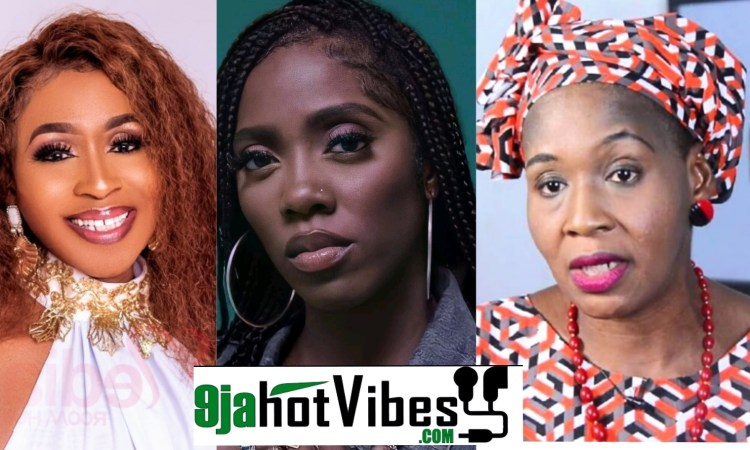 Don't Let People Deceive You, No Man Wants A Divorced Woman Who Has A Viral Tape - Kemi Olunloyo Gives Tiwa Savage Motherly Advise