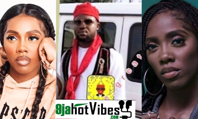 See The Guy Who Leaked Music Diva Tiwa Savage Tape Video Exposed (Photos)