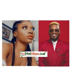 A young Lady known as Adewale spicy exposes a famous comedian called Broda Shaggi(photos).