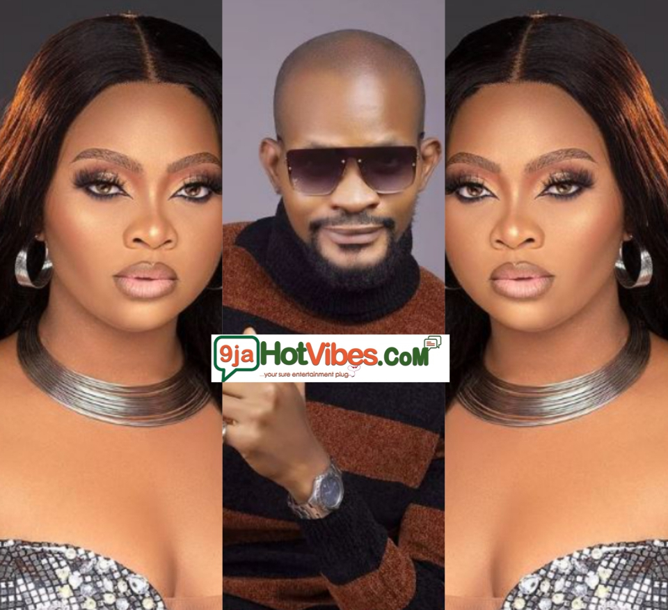 Ex BBN star Tega sends a warning note to Actor Uche Maduagwu