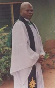 The Late Revd. Simeon Nwokedi