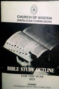 Anglican Bible Study 2021 – STUDY 32 TO STUDY 52