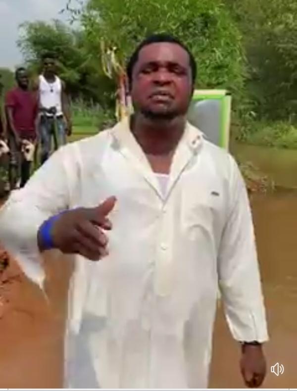 Biography and Background of Pastor Onye Eze Jesus