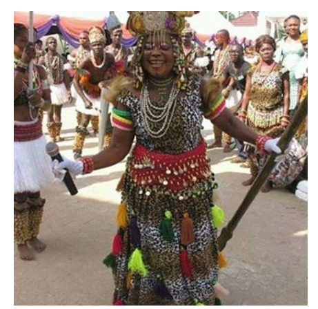 What happened to Queen Theresa Onuorah (Egedege Unubi) -