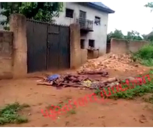 Danger Alert! Beheaded Dead Bodies Littered Igbariam Junction