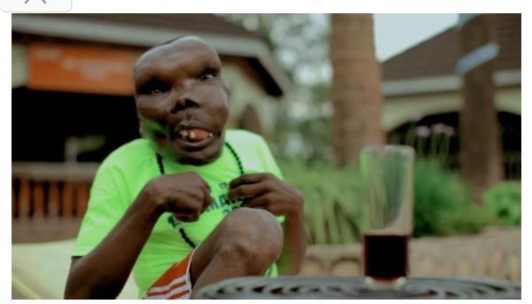 Godfrey Baguma in 2021 - The Ugliest Man In World