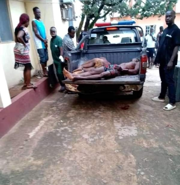 How a Boy Killed his Father in Ezinifite Town for Corn