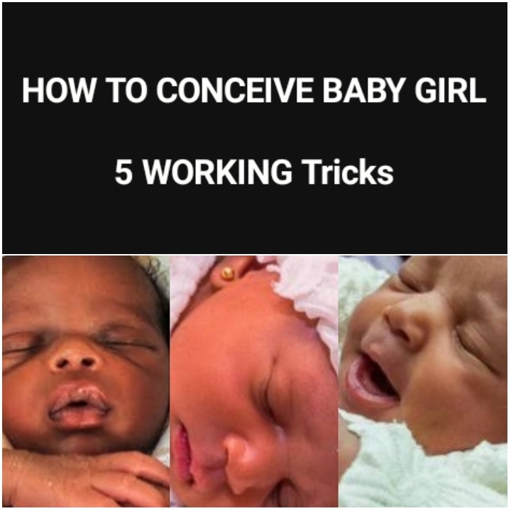 How to Conceive baby girl