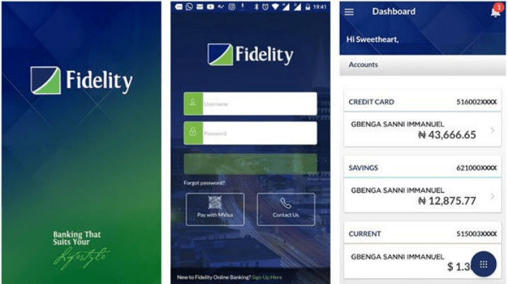 How to Increase Transfer Limit on Fidelity Bank Mobile App