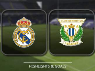 Goal Highlight: Real Madrid 5 - 0 Leganes