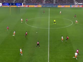 Highlight!!! Lille 1 - 1 Valencia (Champions league)