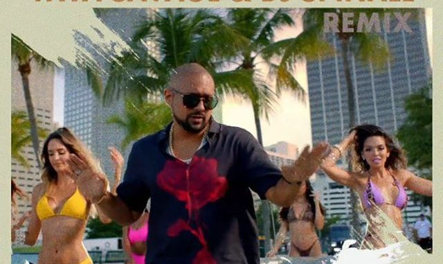 Download mp3: Sean Paul - When It Comes To You (remmix) Ft. Tiwa Savage x Dj Spinall