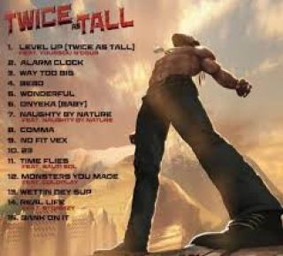 Download Mp3: Burna Boy - Level Up (Twice As Tall) Ft Youssou N'Dour