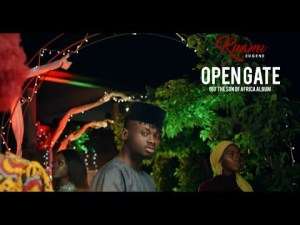 Download: Kuami Eugene - Open Gate Mp4