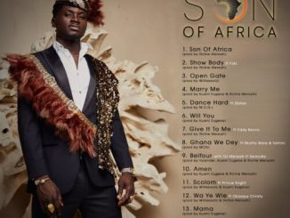 Download: Kuami Eugene - Scolom Mp3 Ft Prince Bright