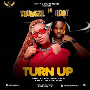 Download Mp3: Youngzil - Turn Up Ft Qdot