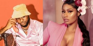 Download Mp3: Davido - Holy Ground Ft Nicki Minaj