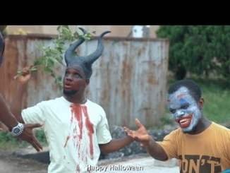 COMEDY VIDEO: Officer Woos - HAPPY HALLOWEEN   AFRICAN PENCIL GEE