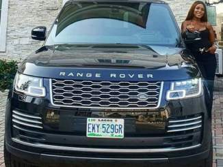 Linda Ikeji Gifts Herself A 2020 Range Rover (Photos, video)
