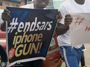 Fresh EndSARS Protests Begin In Lagos, Ibadan
