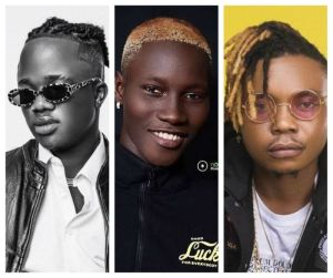 Olakira, Jamopyper, Alpha P, Zinoleesky And Bad Boy Timz – Who Deserve 2020 Headies Rokkie Of The Year?