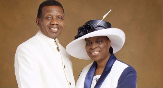 "VIDEO: ""I will kill you if you mess with my wife"" – Pastor Adeboye warns"