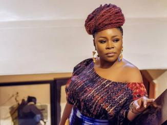 Singer, Omawumi reacts after it was alleged she did butt surgery